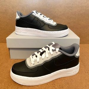 """Nike Air Force 1 Low """"Black Double Layer"""""""